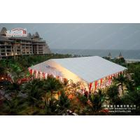 Best Fire Retardant Tents For Outdoor Events Marquees With Colourful Lining wholesale