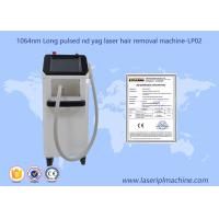 Buy cheap No Pain Home Diode Laser Hair Removal Machine For All Skin Types Hair Removal from wholesalers