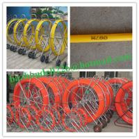 Best HDPE duct rod,Reels for continuous duct rods,Pipe traker traceable midi duct rodder wholesale