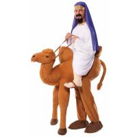 Best Velvet / Suede Ride on Camel Animal Mascot Costumes Fancy Dress wholesale