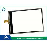 Best Surface Acoustic Wave Touch Screen , Analog Digital Optical Touch Panel wholesale
