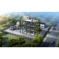 China On Site Hydrogen Peroxide Production Plant , Hydrogen Peroxide Manufacturing Plant on sale