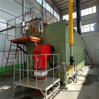 China 12 ton SZS High pressure gas oil fired water tube industrial steam boiler for Rubber industry on sale