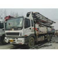 Best 2010 Year Used Concrete Pump Truck ISUZU-ZOOMLION Brand With 43m Pump wholesale