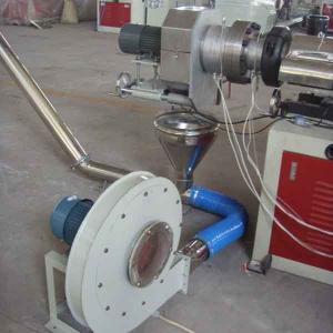 Best Hot Cutting PVC Granules Making Machine / PVC Double Screw Pellet Plastic Extruder wholesale