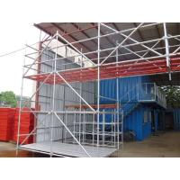 China 0.75 * 2.0m portable aluminium scaffolding formwork / Scaffold Formwork for warehouse on sale