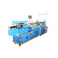 Best High Speed Full Automatic Disposable Ear Cover Making Machine wholesale