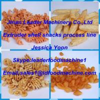 Best Stainless steel Automatic Screw/shell/chips frying food extrusion machine wholesale