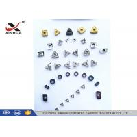 Best Cermet Indexable Carbide Inserts Full Range For Finishing Machining Steel Material wholesale