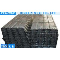 Best Q345 Punched Galvanised Steel Purlins Steel C Purlin Roll Forming Products Thickness 1.2 - 3.0mm wholesale