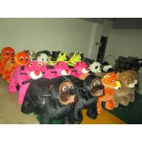 Best Battery Ride On Animals Amusement Park Zippy Motorcycle Rides Happy Rider Motorcycle wholesale
