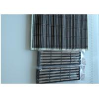 Best Printed Natural Bamboo Roman Blinds Customized Length Strong But Flexible wholesale