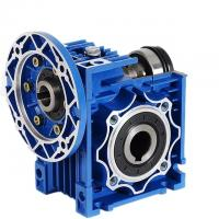 Best High Torque Worm Gear Reduction Gearbox Steel / Cast Iron Material wholesale