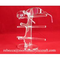 Best Acrylic high quality glasses display rack / glasses holder/ plexiglass sunglasses stand wholesale