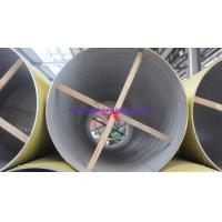 Best Durable Stainless Steel Welded Pipes High Strength For Chemical Industry wholesale