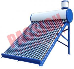 Best Balcony Wall Mounted Solar Water Heater Copper Coil , Instant Solar Water Heater 200L wholesale