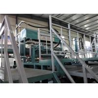 Best Vacuum Forming Paper Pulp Moulding Machine , Paper Products Manufacturing Machines wholesale