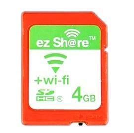 Best SD Card 4GB Class 4 SDHC (SD) WiFi SD Wireless Memory Card wholesale