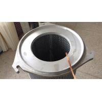 Best Three-lugs dust collector filter cartridge for wood processing and pigment industry wholesale