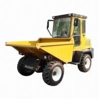 Best Mini Dumper Truck (4WD) with Deutz Engine, Supports 3,000kg Dry Mass wholesale