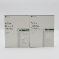 China Genuine Original Italian version Microsoft Office Home and Business 2019 License Key card office 2019 HB on sale