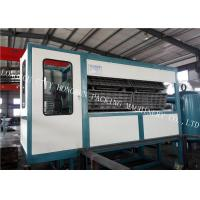 Best 30 Egg Tray Forming Machine , Paper Pulp Moulding Machine Touch Screen wholesale