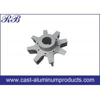Aviation Industry Impeller Casting Process / Die Casting Process Water Pump Impeller