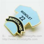 Best Imitation Cloisonne T-shirt Lapel Pins, Cloisonne Soft Enamel Pins Wholesale, wholesale