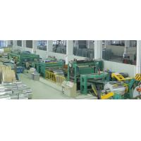 Best High Speed Hydraulic Cut To Length Line Machine 3 MM For Steel Painted Coil Slitting wholesale