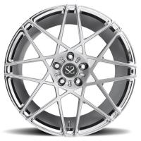 Best Michelin Tires Pilot Super Sport Car Rims For Land Rover / Staggered 2-Piece 20 Inch Forged Alloy Rims wholesale