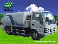Best Garbage Truck ,  Garbage Container Truck,  Garbage Collector,  Garbage Compactor,  Refuse Compactor wholesale