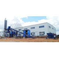 Best Industry Concrete Mixing Plant Autoclaved Aerated Concrete Production Line wholesale