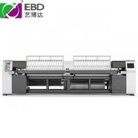 China Fast Speed Computerized Quilting Machines For Car Pad Two Inch Designs on sale