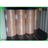 China High Permeability / Drainability Water Filter Paper Rolls For Industry Filtration on sale