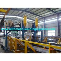 Best Automatic submerged arc welding machine, H beam gantry welding machine with Lincoln wholesale