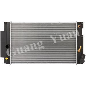 China Replacement Toyota Aluminum Radiator Of SCION TC 2.5LI 11 -1 2 AT DPI 13255 on sale