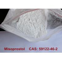 Best 99.05% High Purity Pharmaceutical Intermediate Misoprostol White Solid wholesale