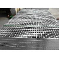 Best Galvanized Industrial Steel Grating , Stainless Steel Walkway Grating wholesale