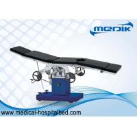 Best Medical Furniture Surgical Tables , Hydraulic OT Surgical Operating Table wholesale