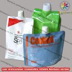 Best Mylar Plastic Spout Pouch Packaging wholesale