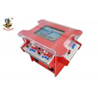 Buy cheap Classic Cocktail Table Machine coin operated with 19 Inch LCD with 1505 games from wholesalers