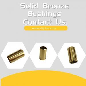 Best DN 200 Cast Bronze Bushings , Bronze Sleeve Bearings Low - Maintenance wholesale