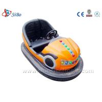 Best Sibo GMBP Orange Adult Bumper Cars Drive On The Large Playground wholesale