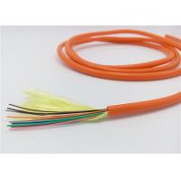 Best Novel Flute Design Indoor Optical Cable Anti - Ultraviolet Harmless To Environment wholesale