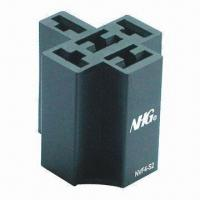 China Relay Socket for NVF4, Available in Black on sale