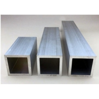 Buy cheap 80x80 ODM Standard Aluminium Extrusion Profiles 0.7mm Thickness from wholesalers