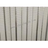 Best Silver 7*20mm Hole Galvanised Rib Lath 2.5m Length For Industrial Building wholesale