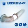 Buy cheap Factory Supply Pipe Repair Bandage Strength Pipe Repair Tape Quality Fix Black from wholesalers