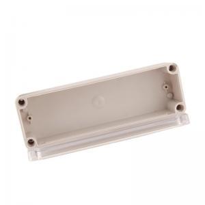 Best Weatherproof  IP65 250*80*70mm Clear Plastic Enclosure Box wholesale