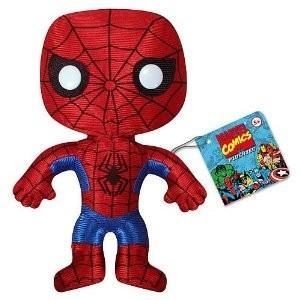 Marvel Comic The Avergers spiderman Plush Toys